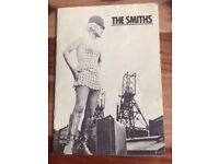 THE SMITHS - Meat Is Murder 1985 tour programme - nearly mint condition