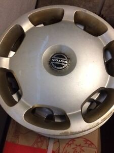 "Volvo hub caps for 15"" rim"