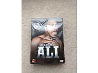 *Muhammad Ali 3 DVD Box Set Brand New - Ideal Christmas Present