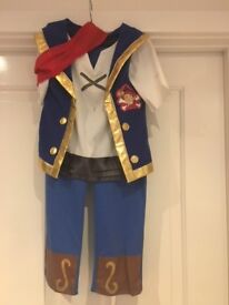 Disney Jake & The Never Land Pirates Costume