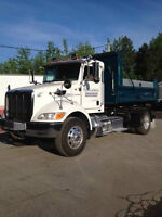 peterbilt roll off 2007