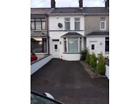 Lisburn , 2 Bedroom House to Let , Available now.