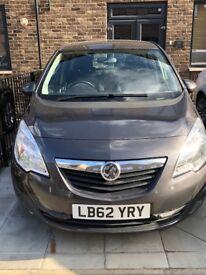 Vauxhall Meriva Exclusive CDTI, Auto, 1.7 Diesel, 2013, 29K, A/C