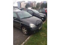 Renault Clio 06, new brakes, few dents & chewed interior