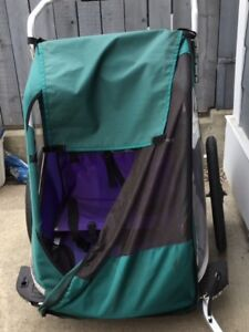 Thule Double Chariot Stroller