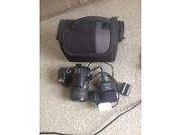 Panasonic Lumix DMC-FX30 With Bag, charger and 2 batteries