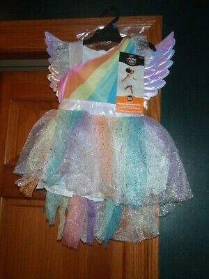 Toddler Rainbow Costume (NEW Target Hyde and Eek! Rainbow Unicorn Toddler Costume - Size 18-24)