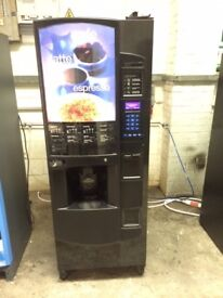 Evolution Bean To Cup Hot Drinks Vending Machine