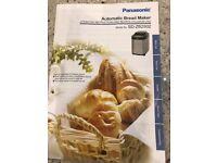 Breadmaker - Panasonic model SD-ZB2502