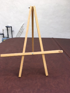 Wooden Easel for Picture Display