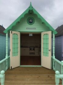 MERSEA Island Beach Hut for sale