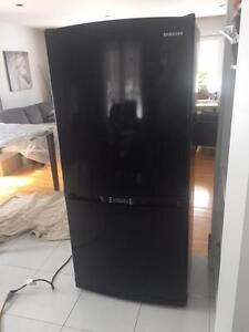 Samsung Black Fridge