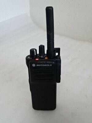 Used Motorola Xpr 7350e Two Way Radio Uhf Aah56rdc9ra1an