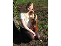 Experienced Violin Tuition
