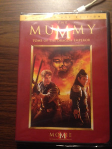 DVD The mummy – La momie - tomb of the dragon emperor 2 disques