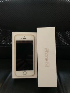 Iphone SE gold dévérouillé 64Gb