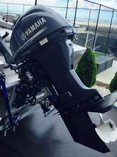 As New Yamaha 30HP 4 Stroke Long Shaft Outboard motor for Sale Gulfview Heights Salisbury Area Preview