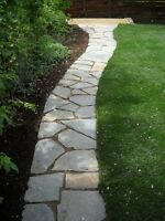 Walkways, Retaining Walls, Fences and more