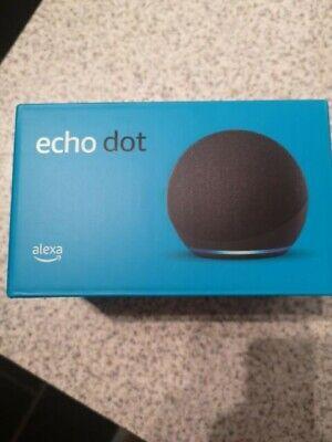 All-new Amazon Echo Dot (4th Gen) Smart Speaker with Alexa - Charcoal...