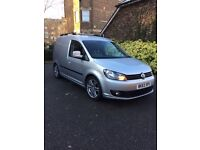 vw caddy highline plus with every extra