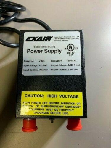 Exair Power Supply 7901 NEW