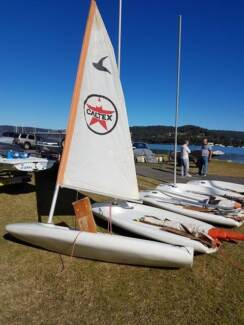 5 x Skyrider Sailing Boats For Sale!