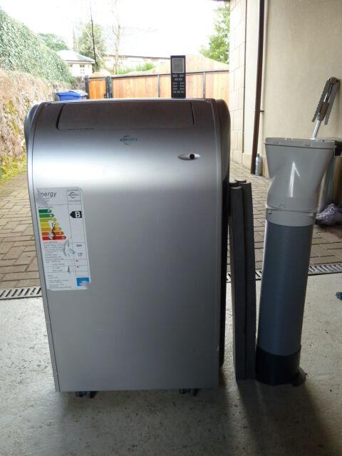Airforce B Amp Q So533yx Portable Air Conditioner Dehumidifier