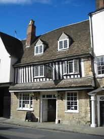 Live-in joint management couple required to run St Mary's Vaults, Stamford.