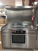 FAGOR CONVECTION OVEN & INDUCTION COOKTOP MODEL  SHA-196X