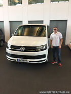 VW T6 SG/SF 2.0 TDI BMT Test