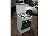Free standing butane gas cooker (French)