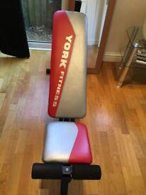 'York Fitness' Bench Press