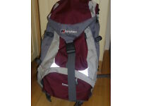 Berghaus Freeflow Rucksack as new only used once for a weeks trecking no marks or splits.