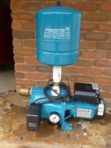 Grundfos Pump & Pressure Tank Mansfield Mansfield Area Preview