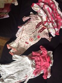 Bundles of baby girls clothes 0 12 months £40 *best offers*