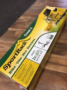 SportRack Crest 2 Bike Rack -- 20% off!