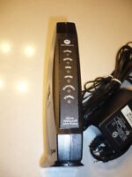 Motorola SB5120 Modem - Registered with Rogers - Why Rent?