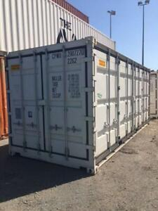 20FT Side Door Opening Container for Hire Brisbane City Brisbane North West Preview