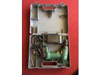 Bosch 7.2v Electric Screwdriver in carry case