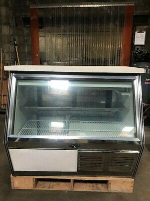 Marc Refrigeration Fic-4 Sc Display Case Refrigerated Deli