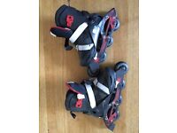 Oxelo Roller Blades (36 - 38 shoes size).