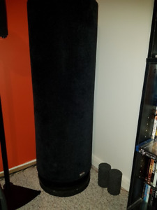 REDUCED!!! 2 SVS 16-46 (Plus) Subs With 2 Amps