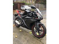 Yamaha YZF R 125 2010 Fully Serviced 1 Year MOT . £1700