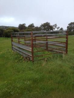 STOCK CRATE Stell stock crate to fit tray top truck Wattle Flat Outer Bathurst Preview