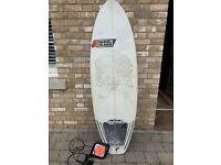 Channel Islands Surfboard - Avg Joe (6'1)
