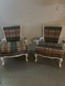 Pair of Matching Chairs