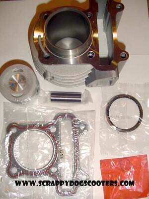 gy6 47mm big bore kit complete high performance 80cc