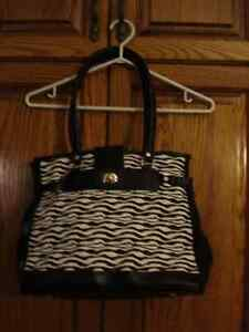 Doggy purse Black
