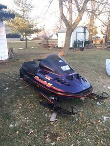 Ski-doo, 600 formula 3 for sale