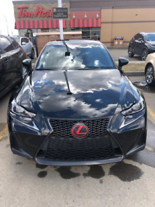 *****2018 LEXUS IS 350 AWD F SPORT SERIES 3 FOR SALE BY OWNER***